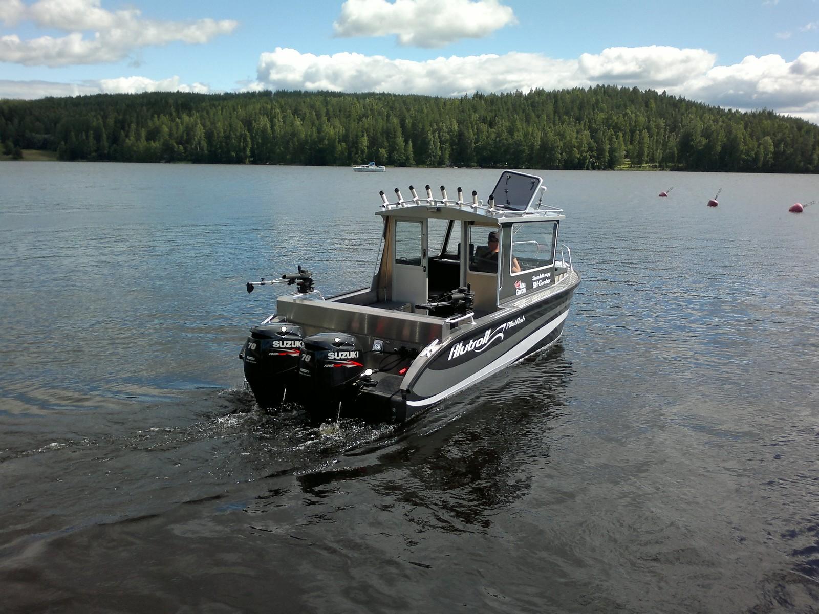 Alutroll 650 PilotFish