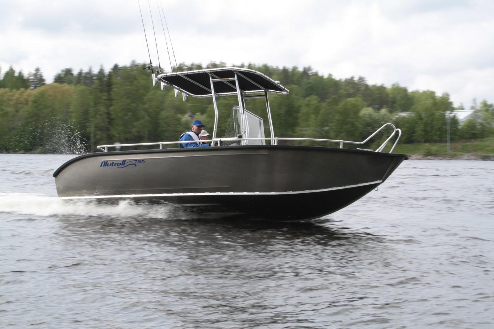 Alutroll 605CC