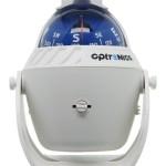 Optronics CP-201 merekompass valge