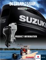 Suzuki DF175AP tooteinfo (ENG)