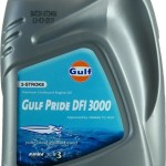 Gulf Pride DFI 3000 mootoriõli 1L