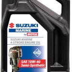 Suzuki 10W-40 mootoriõli 5L