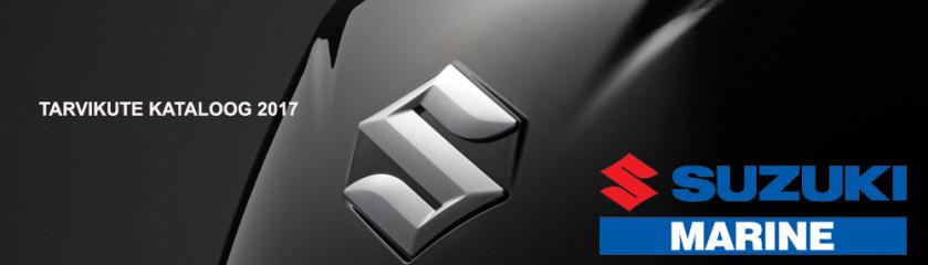 Suzuki tarvikute kataloog 2017
