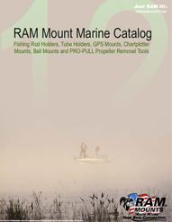 RAM Mount Marine kataloog ( ENG )
