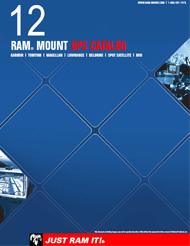 RAM Mount kinnitused käsi GPS-seadmetele kataloog ( ENG )