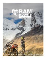 RAM Mount kinnitused mootorrattale ja ATV-le kataloog ( ENG )