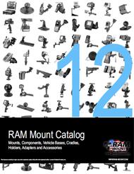 RAM Mount universaalkinnitused kataloog ( ENG )