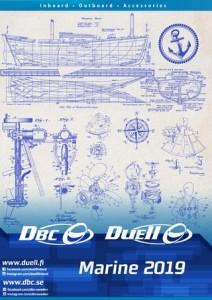 Duell Marine 2019 kataloog