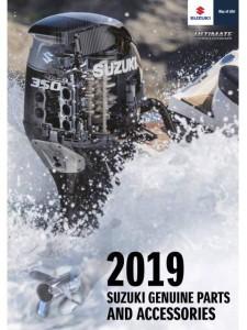 Suzuki 2019 tarvikute kataloog
